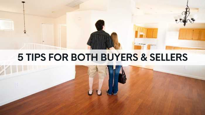5 Tips For Both Buyers & Sellers